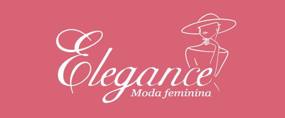 Identidade Visual Elegance Moda Feminina